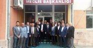 Nevşehir Valisi İlhami Aktaş, İl Genel Meclisini ziyaret etti.