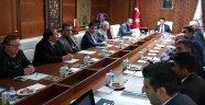 Nevşehir'de İl İstihdam ve Mesleki Eğitim Kurulu Toplantısı Yapıldı.