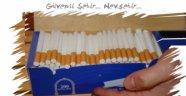 Nevşehir'de Kaçak Tütün ve Makaron Ele Geçirildi