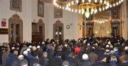 Nevşehir'de Şehitler İçin Eller ve Diller Duada Birleşti.
