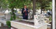 Nevşehirli Ülkücüler, Şehit Ali Bülent Orkan'ı mezarı başında andı