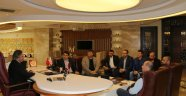 Nevşehirspor Taraftarları Derneğinden Rektör BAĞLI'ya Ziyaret