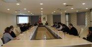 NEVÜ'de Kalite Çalışmaları ve Kurum İç Değerlendirme Raporu (KİDR) Hazırlama Toplantısı