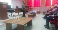 """NEVÜ'de Üçüncü Grup """"İlk Yardımcı Eğitimleri"""" Tamamlandı"""