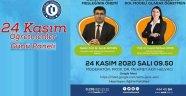 """NEVÜ Rektörü Prof. Dr. Semih Aktekin """"24 Kasım Öğretmenler Günü"""" Paneline Katılacak"""