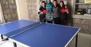 Öze İnsanlar Eğitim Merkezi Masatenisi Ekibi, Antalya Yolcusu