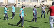 Özel İnsanlar Eğitim Merkezi Öğrencileri Futbol Turnuva Birincisi Oldu