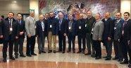 Parmaksız Türk-Mısır İş Forumu İçin Kahirede