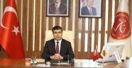 Rektör Aktekin'den 'İstiklal Marşı'nın Kabulü ve Mehmet Akif Ersoy'u Anma Günü' Mesajı