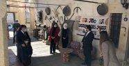 Rektör Aktekin Kapadokya Yaşayan Miras Müzesini Ziyaret Etti