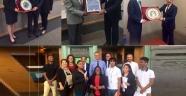 Rektör Bağlı Bilimsel İşbirliği Kapsamında ABD'deki Çeşitli Üniversitelerle Görüşmeye Devam Ediyor