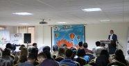 Rektör Bağlı'dan Eğitim,Teknoloji ve Modernleşme Üzerine Söyleşi