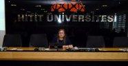Rektör Kılıç, Hitit Üniversitesinde 'Üniversitenin Turizme, Turizmin Üniversiteye Katkısı' Konulu Konferans Verdi
