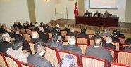Suriye'ye Yardımlar Sivil Toplum Kuruluşları ile Değerlendirildi.