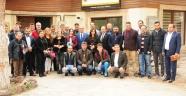 TGF Başkanı Karaca, köşe yazarlığını anlattı