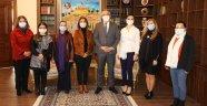 TOBB Nevşehir Kadın Girişimciler Kurulundan Nevşehir Belediye Başkanı Dr. Mehmet Savran'a Hayırlı Olsun Ziyareti