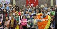 TRT Uluslararası Çocuk Şenliği Nedeniyle Çocukların Kabulü