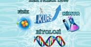 TÜGVA Nevşehir'de Hafta Sonu Kurslarında Fizik, Kimya Ve Biyoloji Dersleri Verilecektir.