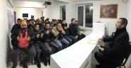 Ülkü Ocakları Mustafa Uluer'i unutmadı