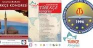Uluslararası Türkçe Kongresi Üsküp'te…
