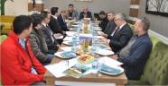 Ürgüp Belediyesi Sendika Temsilcileri ile Değerlendirme Toplantısı Yaptı.