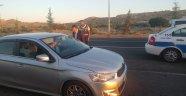 Vali Aktaş, Avanos yol güzergâhı Polis Uygulama Noktasını denetledi.