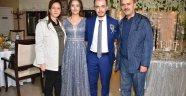 Vali Aktaş eşi ile şehit Polis Memuru Furkan Demir'in kız kardeşinin nişan törenine katıldı.