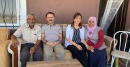Vali Aktaş ve Eşi, Şehit Onbaşı Mesut Avcı'nın Nevşehir Merkezde ikamet eden ailelerine ziyarette bulundu.