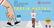 """Vali Aktaş'dan  """"Karayolu Güvenliği ve Trafik Haftası"""" mesajı"""