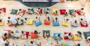 Yazın eğlencesi 'Akbatı Yaz Okulu'nda