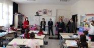 Yüz Yüze Eğitimin İkinci Aşamasında 25 Bin Öğrenci Okula Başladı