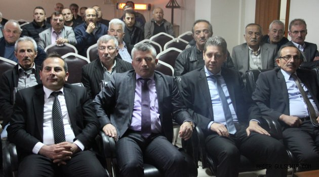 Tarım Sigortaları Bilgilendirme Toplantısı Yapıldı