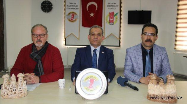 TGF Başkanı Karaca: BİK suçüstü yakalandı