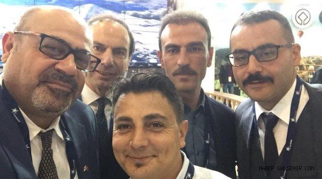 TÜRSAB Kapadokya Başkan adayı Talip Aldemir oldu