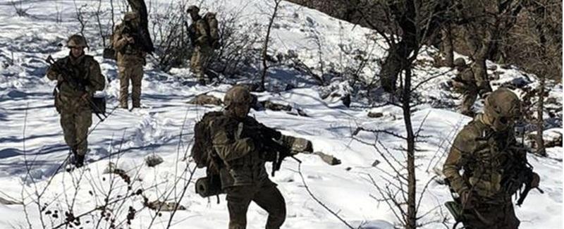 Bitlis ve Siirt İllerinde Eren-11 Sehi Ormanları Operasyonu Başlatıldı