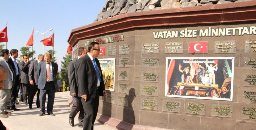 Gülşehir İlçe Milli Eğitim Müdürlüğü'nden Anlamlı Ziyaret