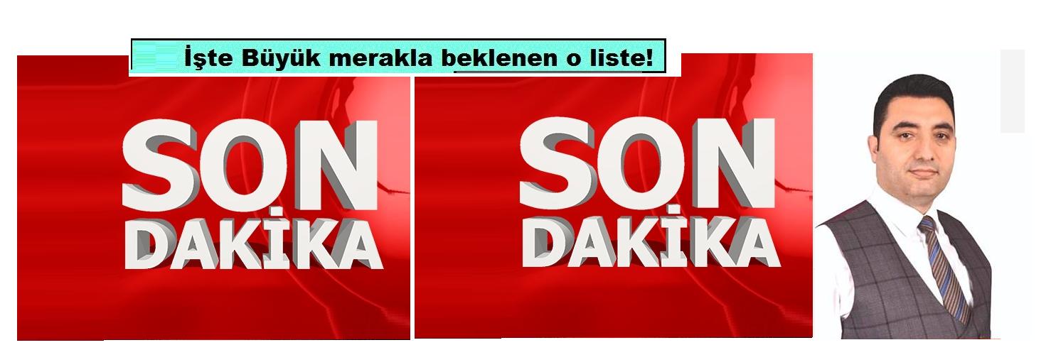 MHP Gülşehir Belediye Meclis Adayları Belli Oldu! SON DAKİKA