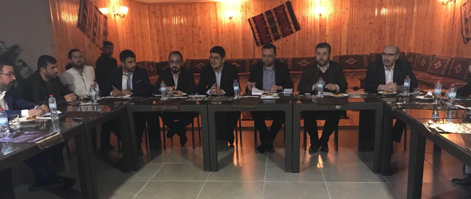 Milletvekili GİZLİGİDER Hafta Sonu Kozaklı İlçe Ziyaretiyle Devam Etti.