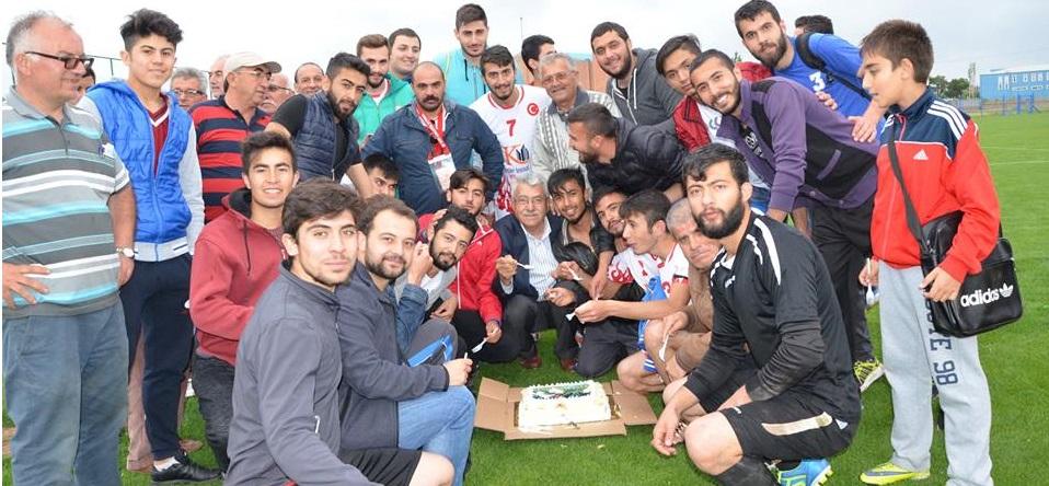 Şampiyon Gülşehir Belediye Spor