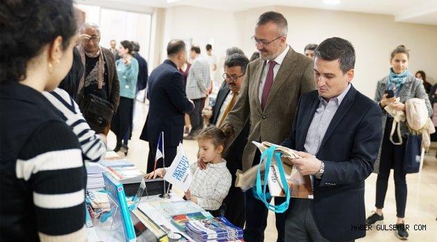 Uluslararası Çocuk Kitapları Festivali Kapadokya Üniversitesinde Başladı