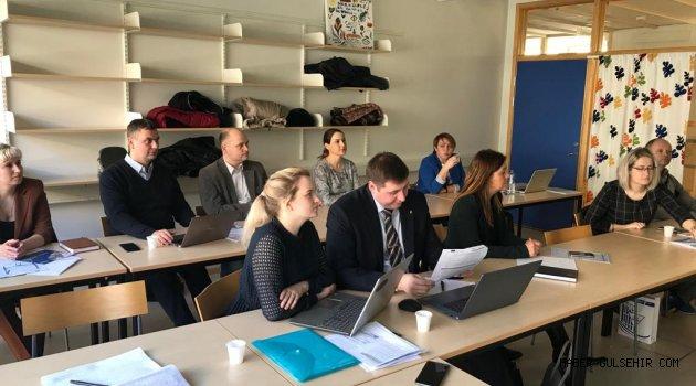 University Teaching and Learning Enhancement / UNITELE Başlıklı Erasmus + Proje Toplantısı