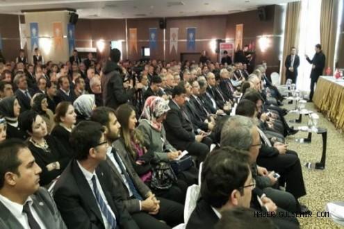 Ünver, 4. Bölge Belediye Başkanları Toplantısında