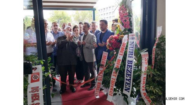 Vali Aktaş, Kafe ve Pastane açılışına katıldı.