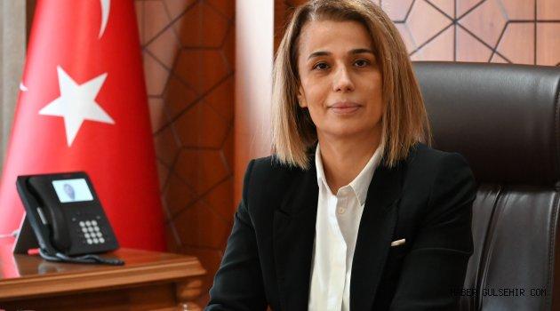 Vali İnci Sezer Becel'in 24 Temmuz Gazeteciler ve Basın Bayramı Mesajı