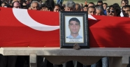 Şehit Polis Ali Rıza Güneş'in Cenazesi'nden Görüntüler VİDEO HABER.