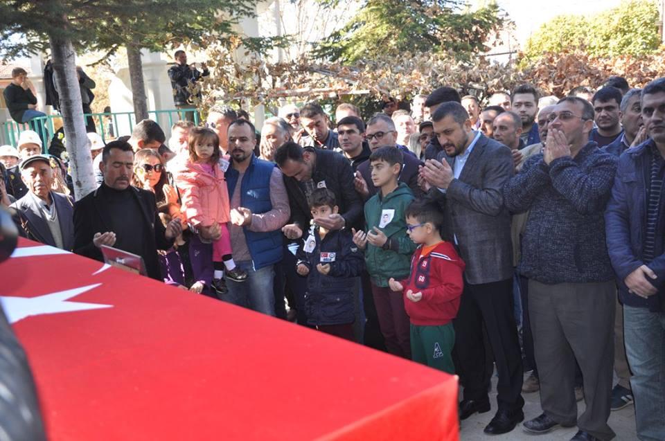 Şehit Semih Turgut Gözyaşları Arasında Ebediyete Uğurlandı VİDEO HABER