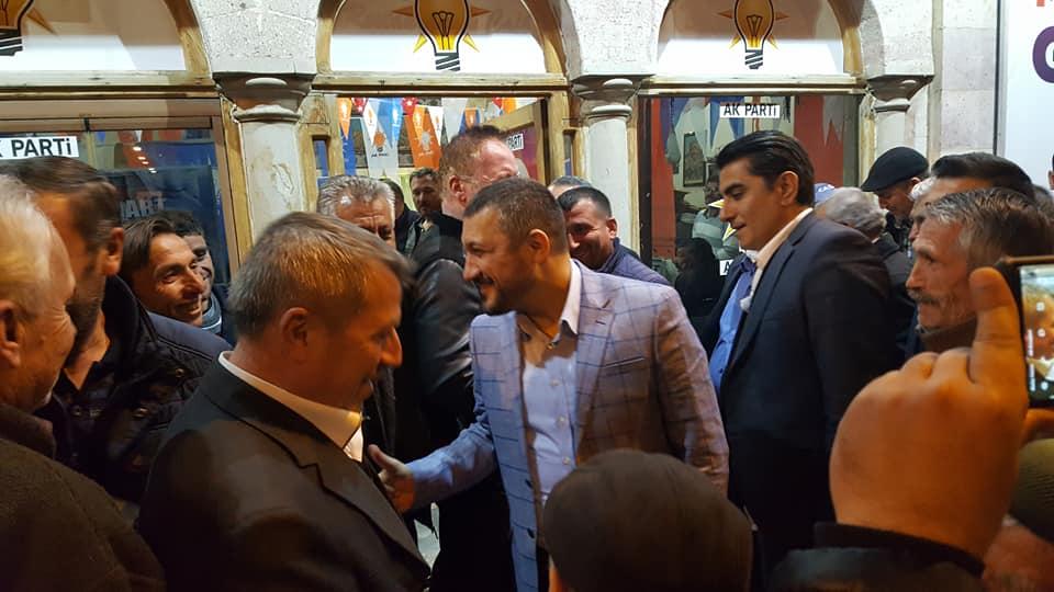 Milletvekili Açıkgöz ve Ak Parti Gülşehir Adayı Çiftçi'den Çarpıcı Açıklamalar. VİDEO HABER