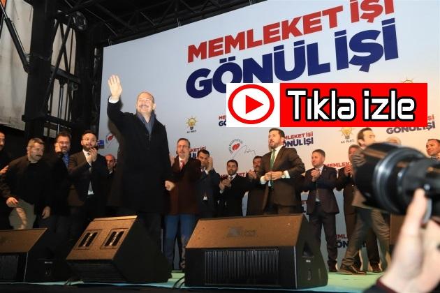 İçişleri Bakanı Soylu, Nevşehir'de Miting Düzenledi. VİDEO HABER