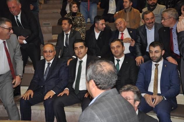 Ak Parti Nevşehir İlçe ve Belde Belediye Başkan Adaylarının tanıtımı yapıldı. VİDEO HABER