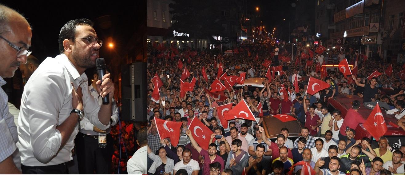 Nevşehirli Vatandaşlar Demokrasiye Sahip Çıktı. VİDEO HABER